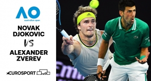 VİDEO: Novak Djokovic - Alexander Zverev / Aus Open 2021