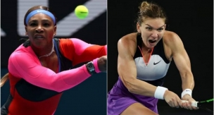 VİDEO: Serena Williams - Simona Halep / Aus Open 2021