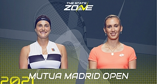 VİDEO: Aryna Sabalenka & Elise Mertens - Madrid 2021